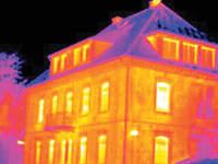 Termal kameralar, merkezi ısıtma-soğutma sistemlerinde, sanayi tipi iklimlendirme çözümlerinde onarım noktalarını ve sorun kaynaklarını kolayca belirlemenizi sağlar.