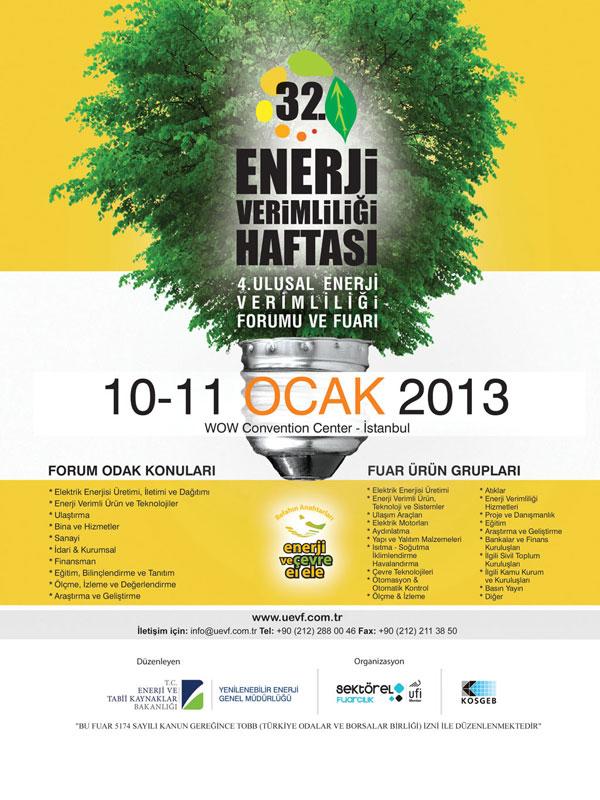 Ulusal Enerji Verimliliği Fuarı ve Forumu