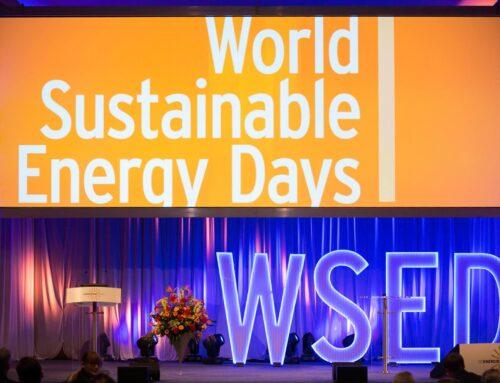 BRICKER Ekibinin de Katıldığı Dünya Sürdürülebilir Enerji Günleri Başladı