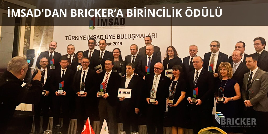 İMSAD'dan Bricker'a Brincilik Ödülü
