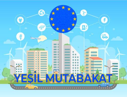 Avrupa Yeşil Mutabakatı ve Türkiye'ye Etkileri